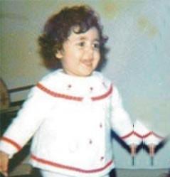 عکس های کمیاب از کودکی گلشیفته فراهانی