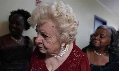 انتخاب زیباترین زن سالخورده در برزیل (عکس)