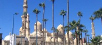 معرفی مسجد ابوالعباس در اسکندریه مصر + تصاویر