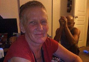 شوهر دیوانه گردن همسرش را زد + عکس