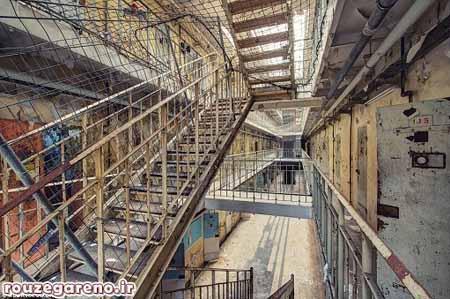 عکس ساختمان های مجلل رها شده در اروپا