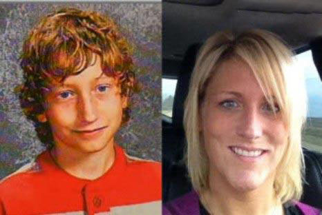 قتل و تجاوز این پسر 13 ساله با مادرش (عکس)