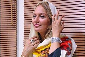 عکس جدید از دختر تازه متولد شده مهناز افشار