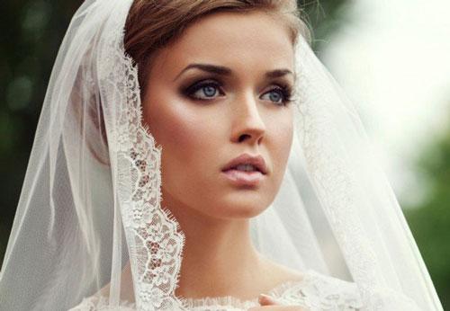 مدل آرایش زیبای عروس 2014