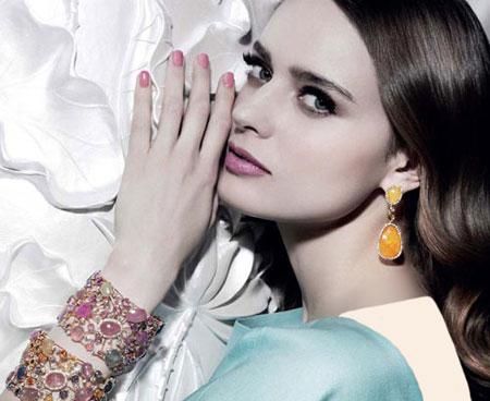 آخرین مدلهای جواهرات زیبا در سال 2015