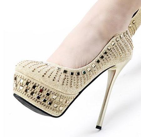 مدل های جدید و شیک کفش مجلسی زنانه شهریور 94