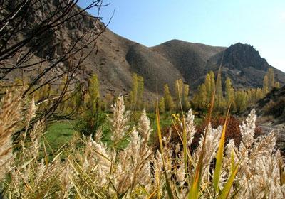 مکان های دیدنی روستای زیبای هرانده