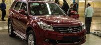 شاسی بلند جدید ایران خودرو بنام هایما (+ تصاویر)