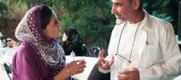 تصاویری از فاطمه معتمد آریا در مراسم افطاری دفاع مقدس