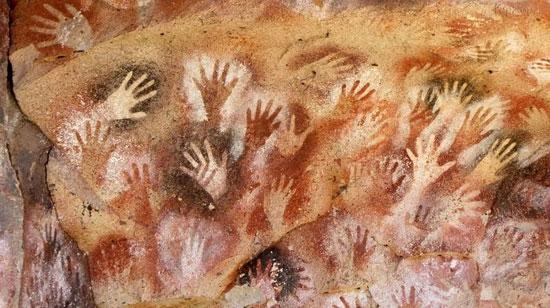 معرفی غاری با قدمت 30 هزار سال در آرژانتین (غار دست)