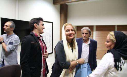 عکس های جذاب و دیدنی مهناز افشار در اکران فیلم نهنگ عنبر