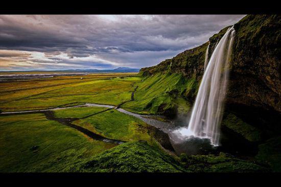 تصاویر دیدنی از کشور زیبای ایسلند (2)