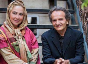 عکس های جذاب و دیدنی آنا نعمتی در پشت صحنه مستندی جدید