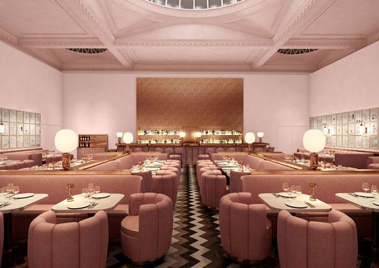 آشنایی با یک رستوران خارق العاده در لندن + تصاویر
