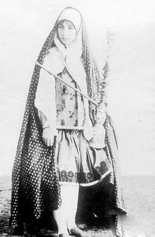 تصاویری از دختران ناز و زیبای ایرانی در 130 سال قبل