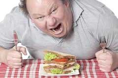 کاهش عاطفه در مردان چاق به خانم هایشان
