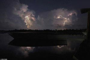 طوفانی ترین نقطه زمین کجاست (عکس)