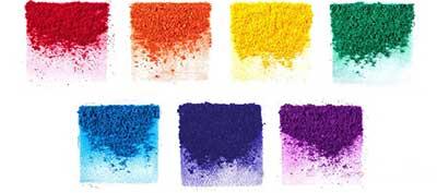از چه رنگی برای آرایش و مو استفاده کنیم؟
