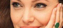 آموزش آرایش چشم برای خانم های 40 سال به بالا