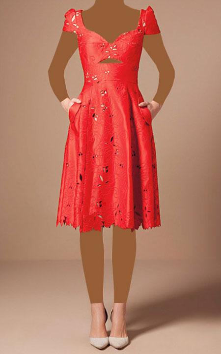 مدل های جذاب و زیبا لباس مجلسی زنانه Mabel Magalhaes