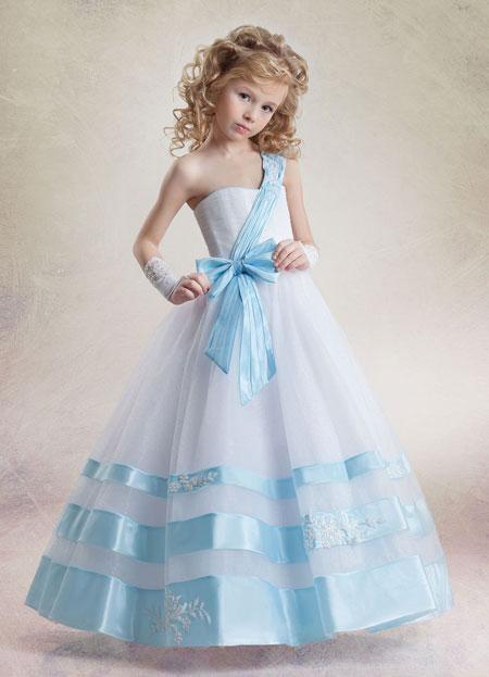 جدیدترین مدل لباس مجلسی برای کودکان ناز