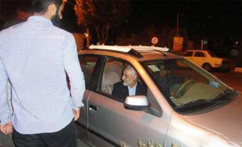 ماشین شخصی سردار سلیمانی (عکس)