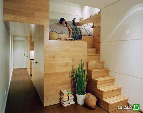 جدیدترین چیدمان منزل به سبک ایرانی (عکس)