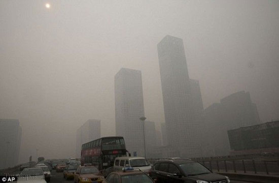 گزارشی از آلوده ترین شهر جهان + عکس