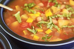 سوپ تابستانی سبک و خوش طعم