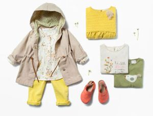ست های زیبا و شیک نوزادی دخترانه 2016