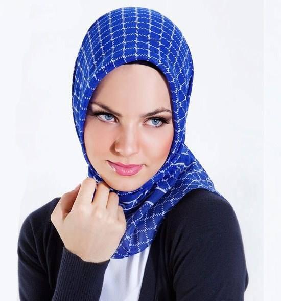 مدل شال و روسری اسلامی ساخت ترکیه