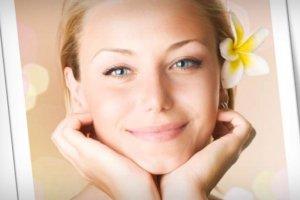 زیبایی طبیعی صورت بدون آرایش