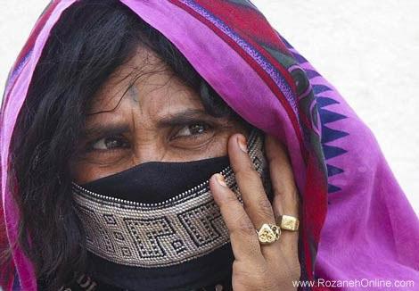رسوم و عقاید قبایل بادیه نشین برای ازدواج