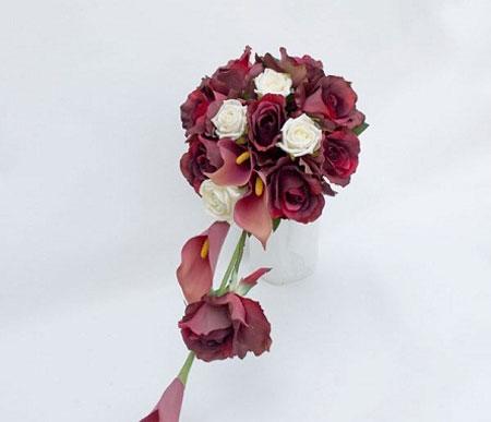 مدل های شیک دسته گل عروس
