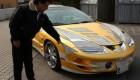 خودروی 12 میلیاردی یک ایرانی در آلمان (+عکس)