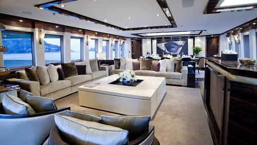 آشنایی با گرانترین قایق تفریحی جهان (+عکس)
