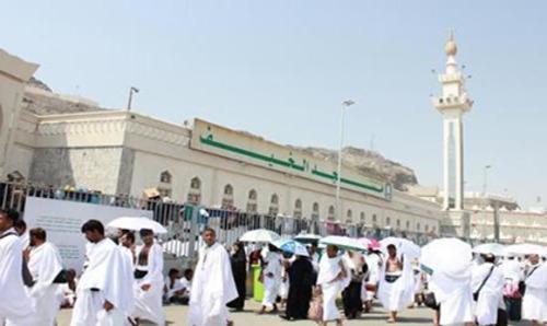 در این مسجد 70 پیامبر نماز خوانده است (+عکس)