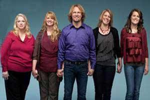 مردی آمریکایی که 4 زن دارد (عکس)