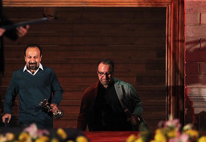 عکس هایی از جشن خانه سینما با حضور بازیگران