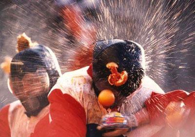 معرفی شادترین جشنواره های جهان (عکس)