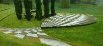 عکس های دیدنی از باغی با طراحی کیهانی