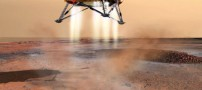 عکس های عجیب و غریب از کره مریخ