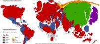 پربازدیدترین سایتهای جهان