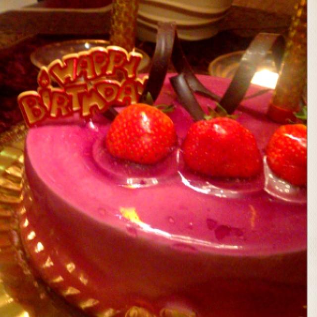 عکس کیک تولد جالب نیکی مظفری