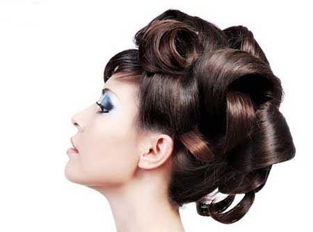 جدیدترین مدل شینیون های بسیار زیبای زنانه