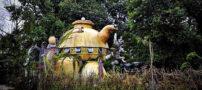 خانه جالب قوری چای (عکس)
