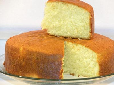 آموزش طرز تهیه کیک اسفنجی ساده