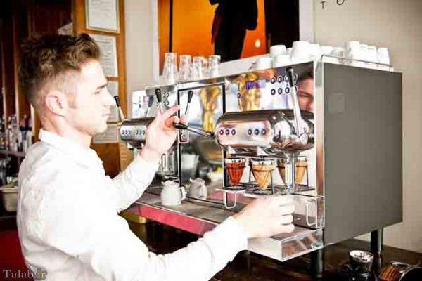 طراحی مجهزترین فنجان برای قهوه (DEVIEHL)