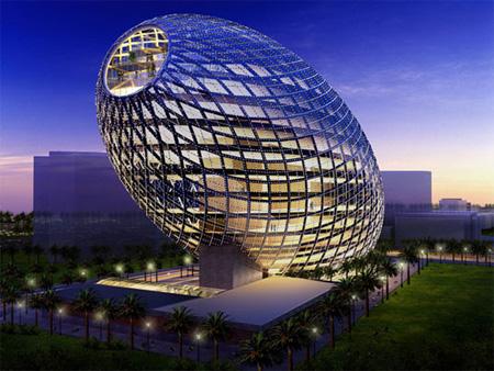 تصاویری از ساختمان های خارق العاده جهان