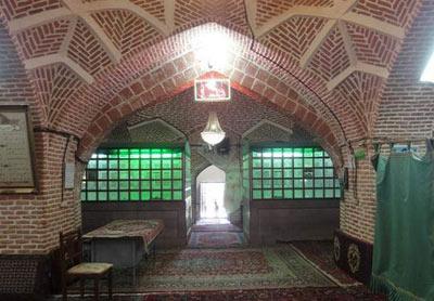 آشنایی با مقبره عون بن علی در تبریز
